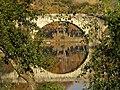 Outono em Amarante - reflexo da ponte no rio Tâmega.jpg
