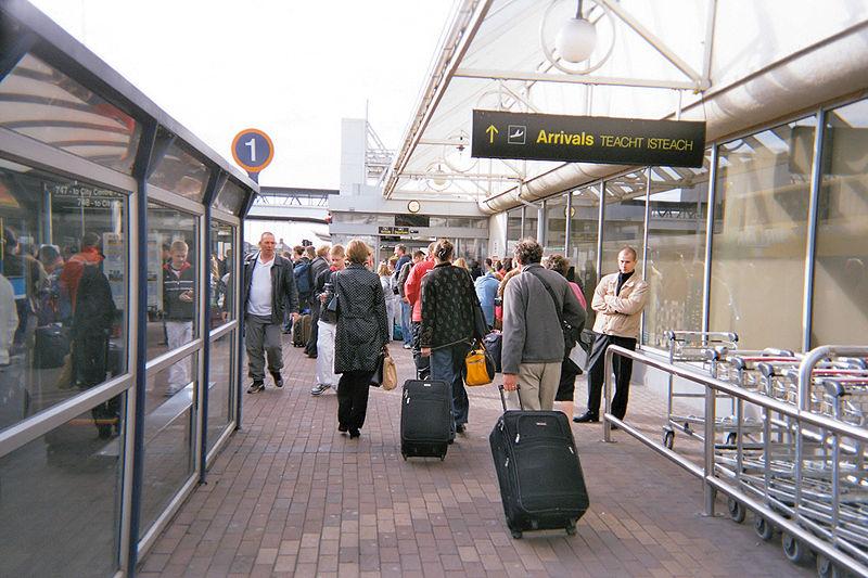 Como ir do aeroporto de Dublin para o centro?