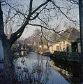 Overzicht, woonhuizen aan de De Laan, achtergevels - Broek in Waterland - 20372771 - RCE.jpg