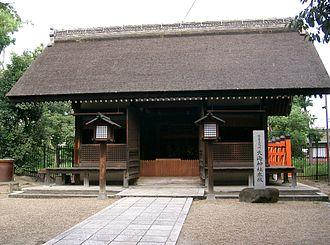 Watatsumi - Watatsumi Shrine in Sumiyoshi-ku, Osaka