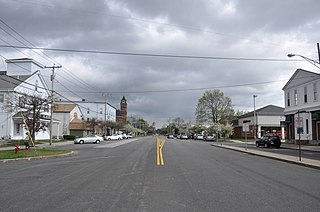 Oxford Main Street Historic District United States historic place