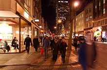 fileoxford street john lewis store christmas. Oxford Street Looking East.jpg Fileoxford John Lewis Store Christmas