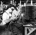Oxy welding parts of ammunition boxes.jpg
