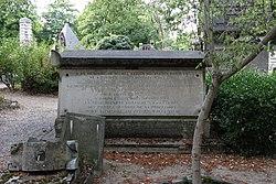 """Jacques-Philippe Le Sueur: Tomb of Michel Br""""zin"""
