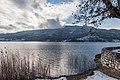 Pörtschach Halbinselpromenade Landspitz Blick nach Süden 07012021 0325.jpg
