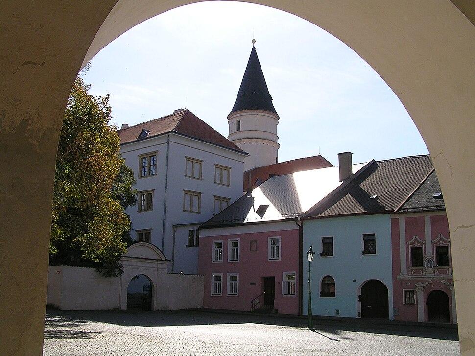 Přerov, Horní náměstí
