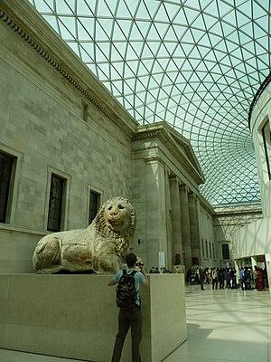 Robert G. W. Anderson -  Queen Elizabeth II Great Court, British Museum
