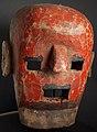 PC047729h red Polychrome helmet mask, Sukumu mask, Sukumu people, Tanzania (11219027266).jpg
