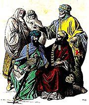 Dress of Moorish Princes.