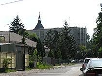 POL Blachownia Parkowa street.JPG