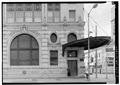 PRINCIPAL MAIN STREET ENTRANCE - Medical Tower Building, Twelfth and Main Streets, Wheeling, Ohio County, WV HABS WVA,35-WHEEL,21-3.tif