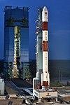 PSLV C-42 rocket.