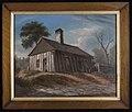 Painting of Louis Delisle Bienvenue House by Emile Herzinger.jpg