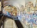 Palacio Nacional Murals view.JPG