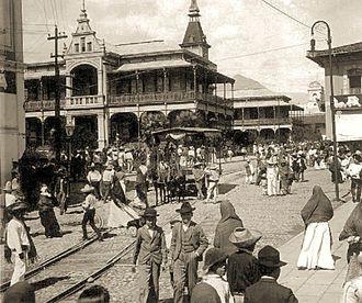 Orizaba - Orizaba during the Porfiriato.