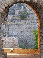 Palamidi (Festung), Durchgang, Nafplio - Nauplia.jpg