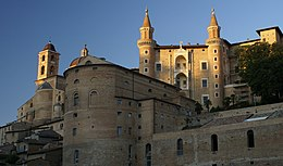 Palazzo Ducale (Urbino) - Wikipedia
