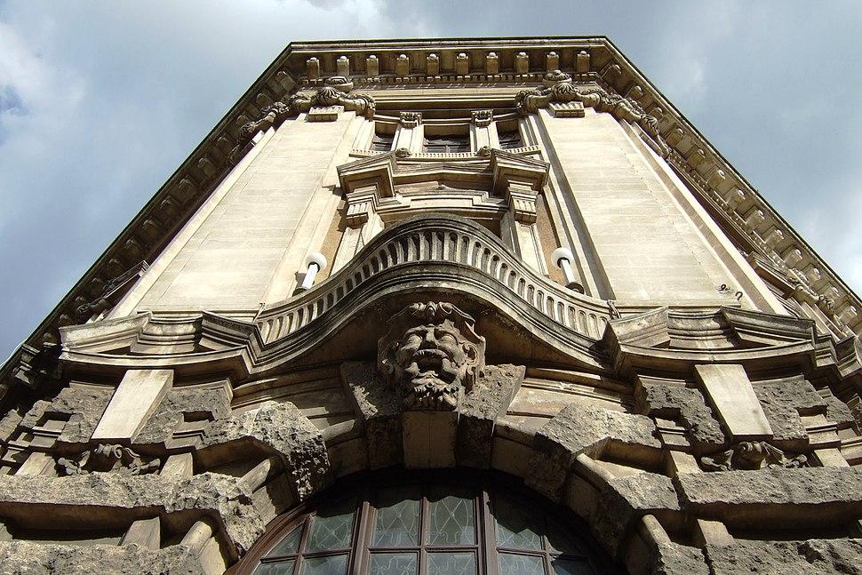 Palazzo delle poste centrali (Catania)