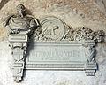 Palazzo mediceo di seravezza, 1555, cortile, lapide e busto vittorio emanuele II, 1907.JPG