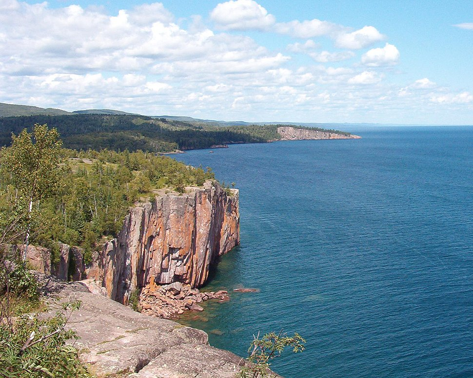 Palisade, Shovel Point (cropped)