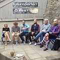 Paneldiskussion om mediernas framtid med Wikileaks, Futureperfect, Bambuser, BBC (7529846290).jpg