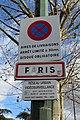 Panneau entrée Paris depuis route Suresnes Paris 2.jpg