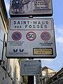 Panneau entrée St Maur Fossés Rue Paris - Saint-Maur-des-Fossés (FR94) - 2020-08-24 - 3.jpg