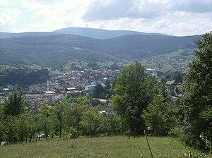 Ključ, Una-Sana Canton - Panoramic view