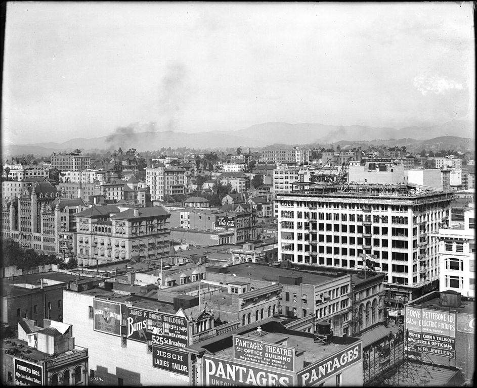 Image Result For Los Angeles Building
