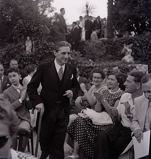 John Barbirolli British conductor and cellist