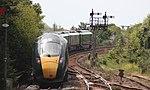 Par - GWR 802008+802001 climbing towards St Austell.JPG