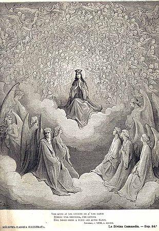 Paradiso - Canto trentatreesimo - Wikipedia