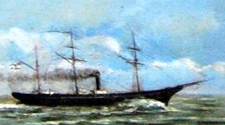 Argentine Navy gunboat, in service 1874 to 1900; then converted into a transport.
