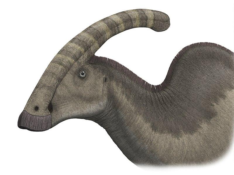 Динозавры и Мир Юрского Периода №50 - Самец-Паразауролоф