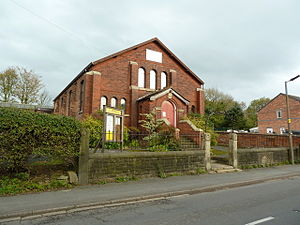 Hilldale, Lancashire - Parbold Evangelical Church