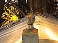 Paris, France, La Tour Eiffel; Bust of Gustave Eiffel (3).jpg