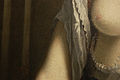 Paris Bordone - Portrait of a woman with a rose (detail 5).jpg