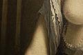 Paris Bordone - Portrait of a woman with a rose (detail 5).jpg
