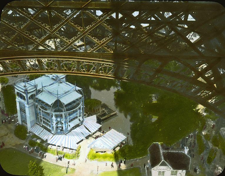 File Paris Exposition Eiffel Tower Restaurant Paris France Wiki