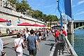 Paris Plages 2016 sur la Voie Pompidou à Paris le 14 août 2016 - 09.jpg