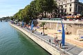Paris Plages 2016 sur la Voie Pompidou à Paris le 14 août 2016 - 31.jpg
