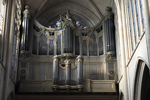 Paris Saint-Germain-l'Auxerrois Orgue 147
