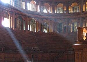 Teatro Farnese - Teatro Farnese in Parma