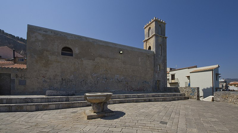 File:Parrocchia S. Maria D'Itria E S. Giovanni. Cefalù PA, Sicily, Italy - panoramio.jpg