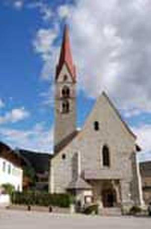 Kiens - St. Sigmund parish church