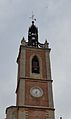 Part superior del campanar de l'església de santa Maria, Sagunt.JPG