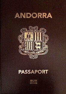 Visa Requirements For Andorran Citizens