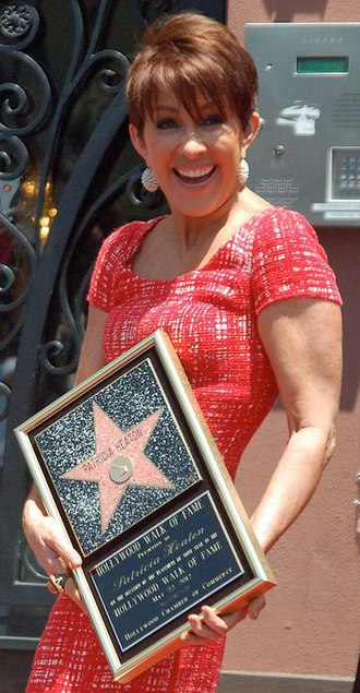 Patricia Heaton - Heaton at her Hollywood Walk of Fame ceremony on May 22, 2012