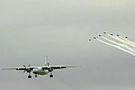Patrouille Suisse - RIAT 2004 (3004800947).jpg