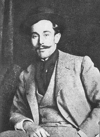 Paul Albert Laurens - Photograph from 1893  (Fondation Catherine Gide)